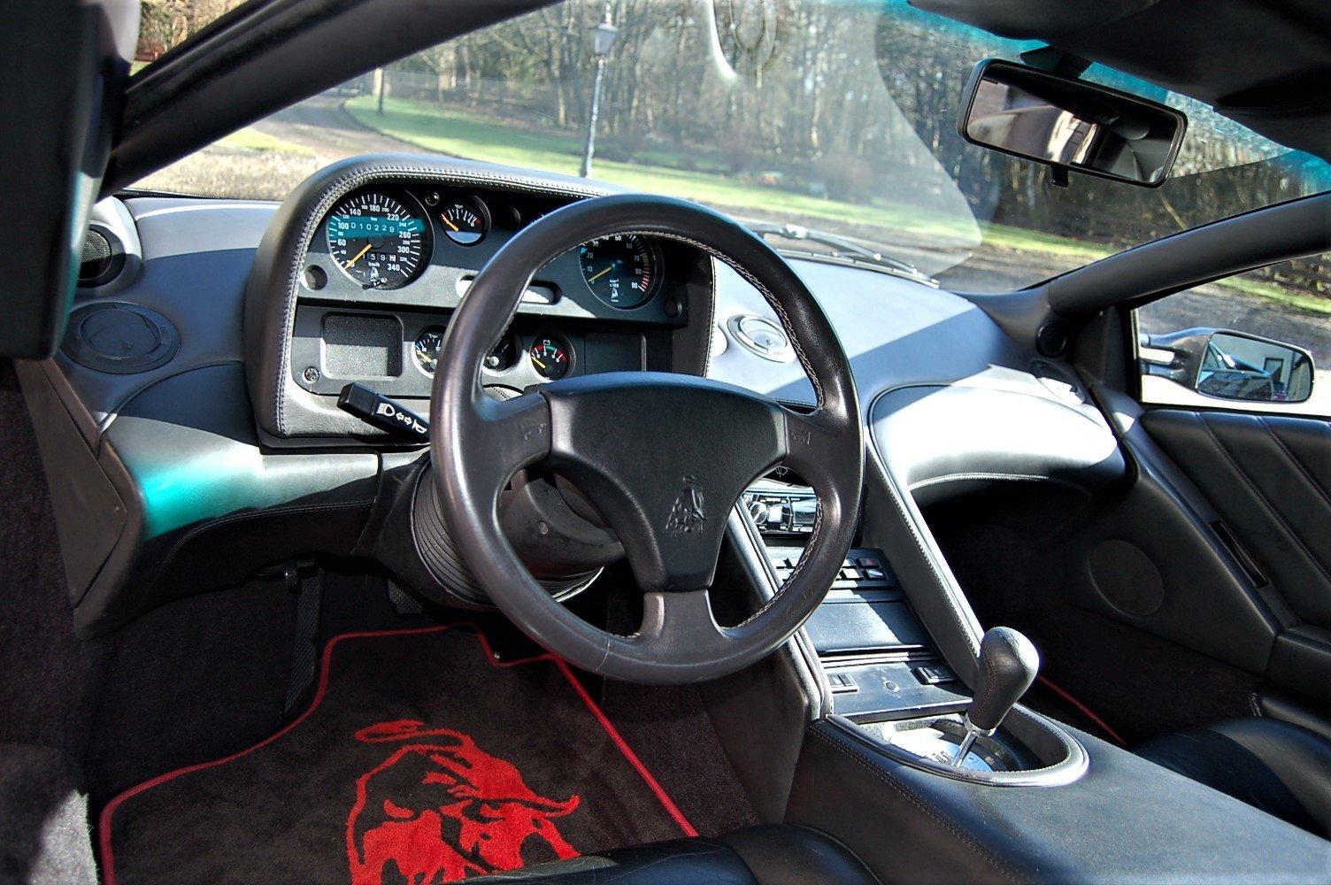 1991 Lamborghini Diablo Ser.1 (LHD) For Sale (picture 7 of 12)