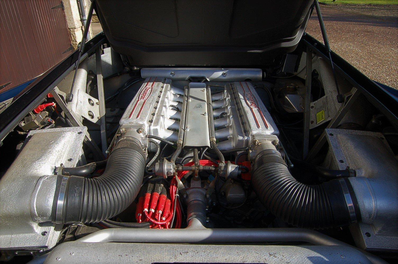 1991 Lamborghini Diablo Ser.1 (LHD) For Sale (picture 9 of 12)