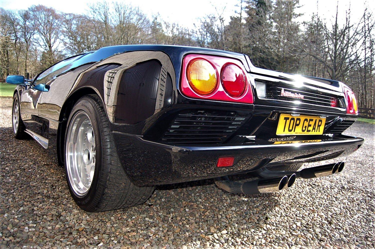 1991 Lamborghini Diablo Ser.1 (LHD) For Sale (picture 11 of 12)