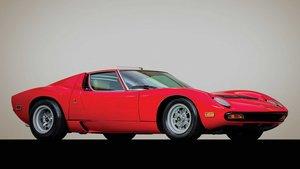 Picture of 1971 Lamborghini Miura SV For Sale