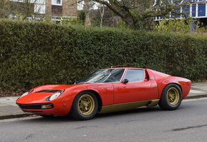 Picture of 1971 Lamborghini Miura P400 SV (LHD) For Sale