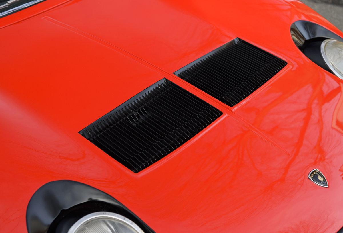 1971 Lamborghini Miura P400 SV (LHD) For Sale (picture 11 of 47)