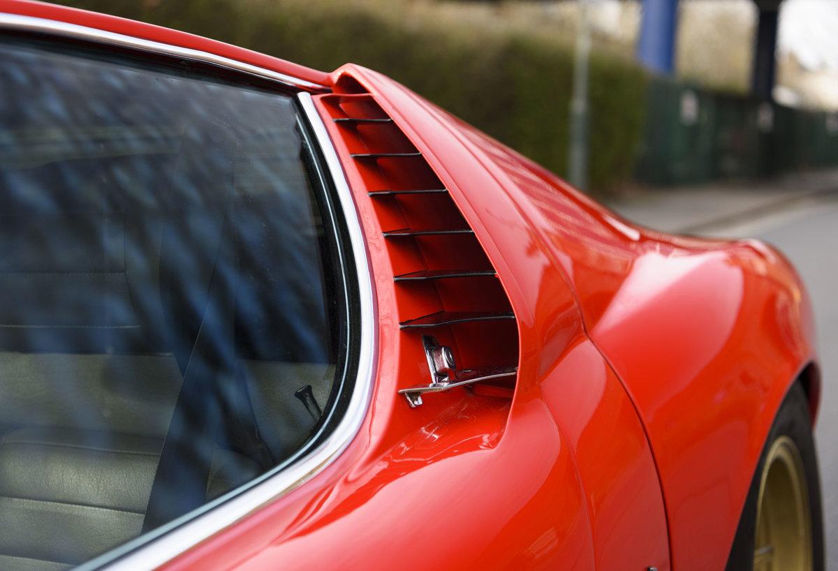 1971 Lamborghini Miura P400 SV (LHD) For Sale (picture 16 of 47)