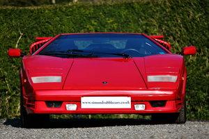 Picture of 1990 Lamborghini Countach 25th Anniversary 9k miles For Sale