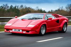 Picture of 1990 Lamborghini Countach 25th Anniversary - Concours Winner For Sale