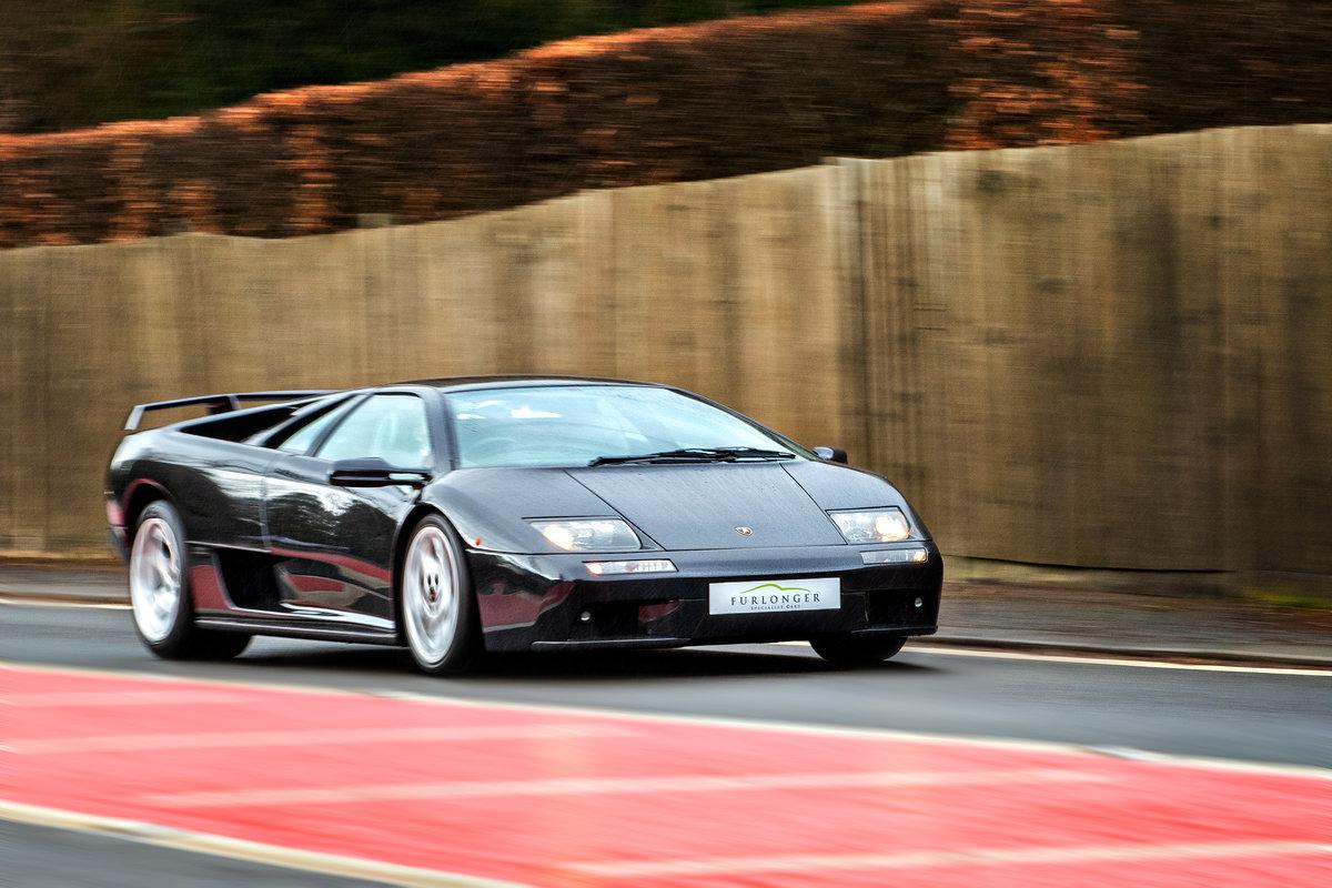 2000 Lamborghini Diablo 6.0 VT For Sale (picture 1 of 12)