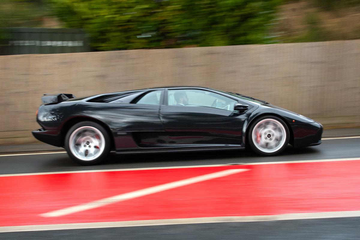 2000 Lamborghini Diablo 6.0 VT For Sale (picture 3 of 12)