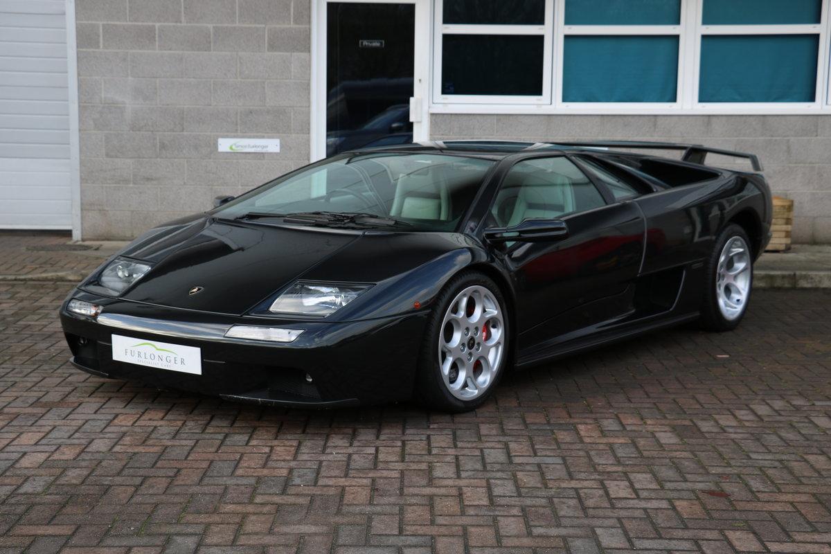 2000 Lamborghini Diablo 6.0 VT For Sale (picture 4 of 12)