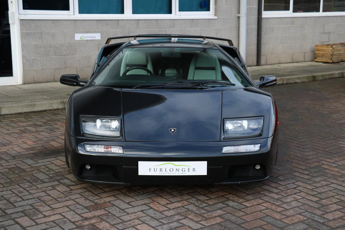 2000 Lamborghini Diablo 6.0 VT For Sale (picture 5 of 12)