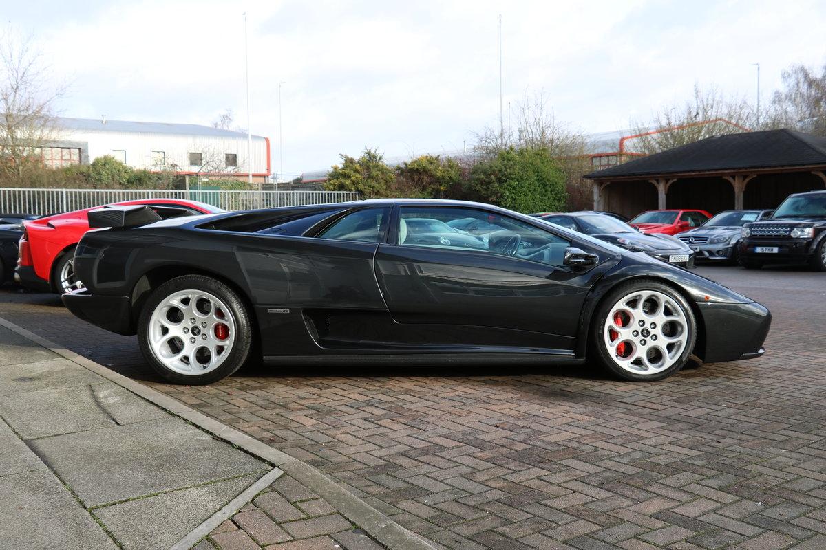 2000 Lamborghini Diablo 6.0 VT For Sale (picture 6 of 12)