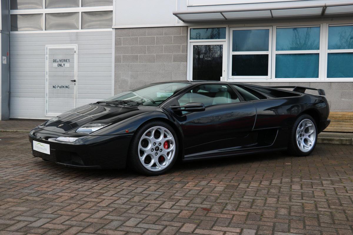 2000 Lamborghini Diablo 6.0 VT For Sale (picture 8 of 12)