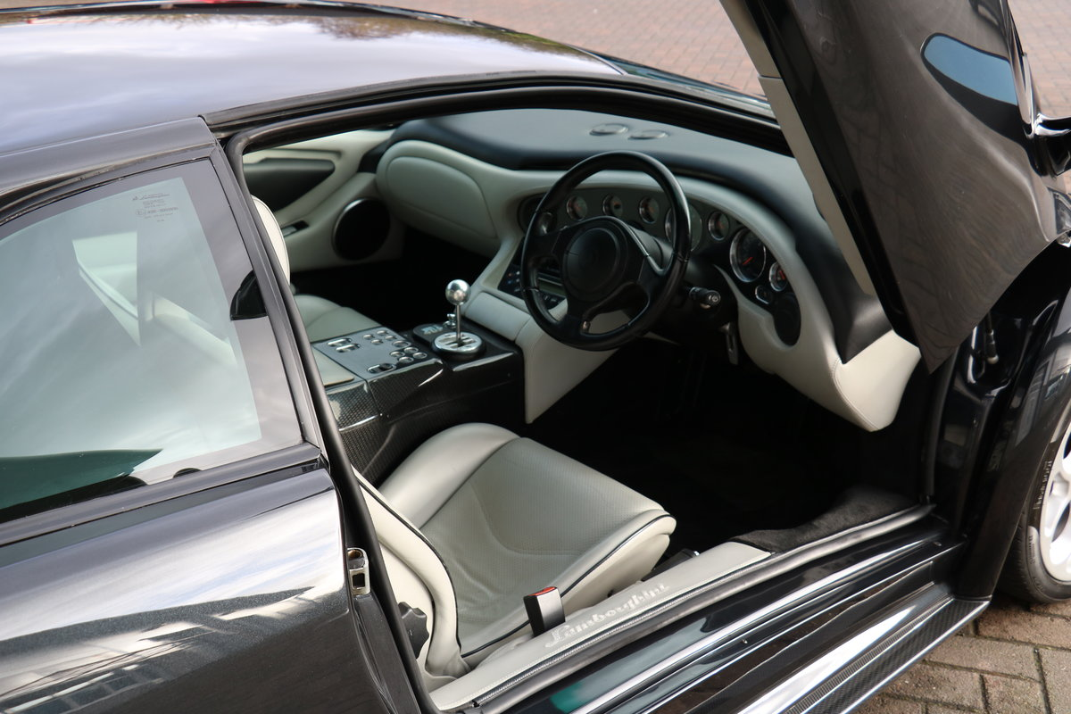 2000 Lamborghini Diablo 6.0 VT For Sale (picture 9 of 12)