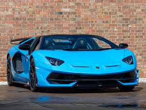 Picture of 2020 Lamborghini Aventador LP 770-4 SVJ Roadster For Sale