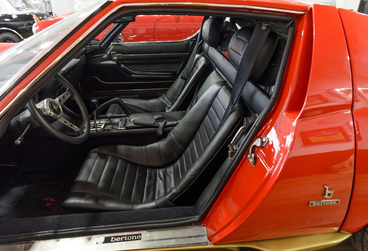 1971 Lamborghini Miura P400 SV (LHD) For Sale (picture 29 of 47)