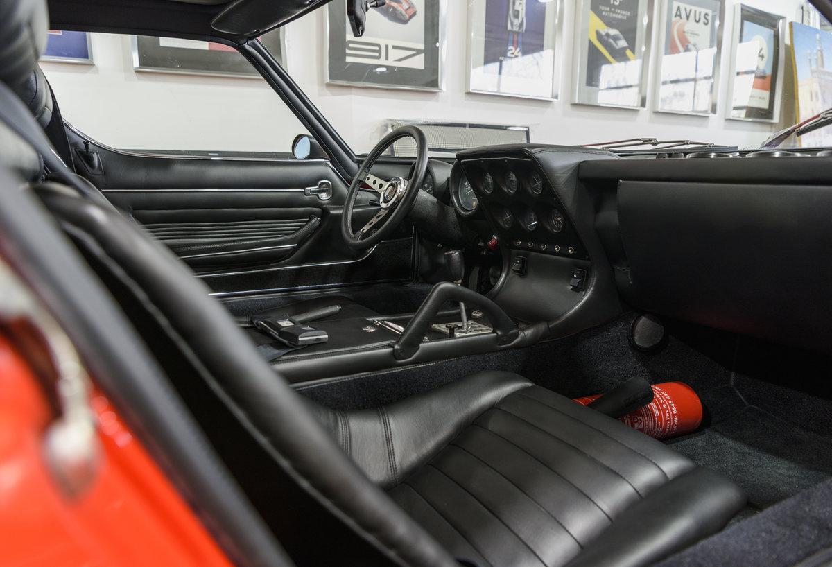 1971 Lamborghini Miura P400 SV (LHD) For Sale (picture 35 of 47)