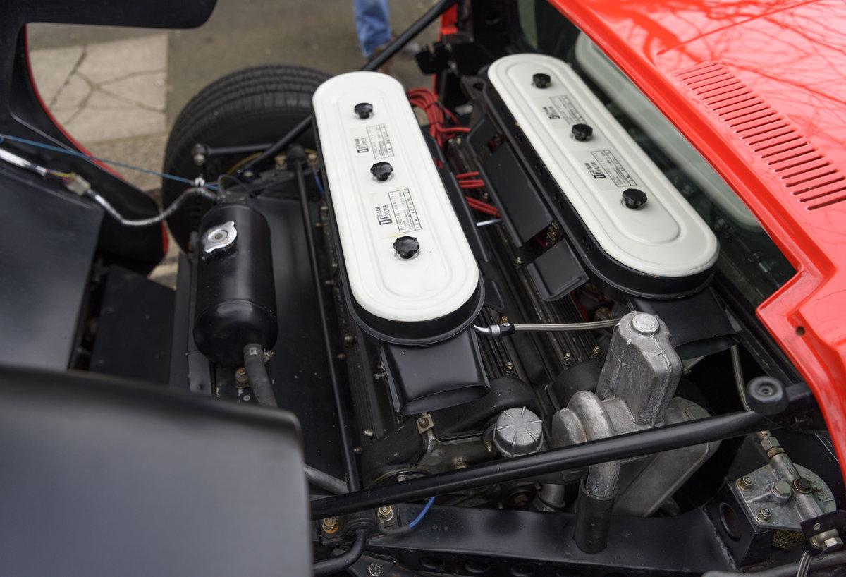 1971 Lamborghini Miura P400 SV (LHD) For Sale (picture 41 of 47)