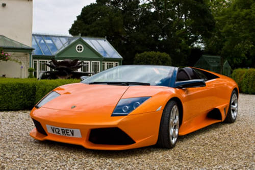 Lamborghini Murcielago Lp640 Roadster For Hire Car And Classic