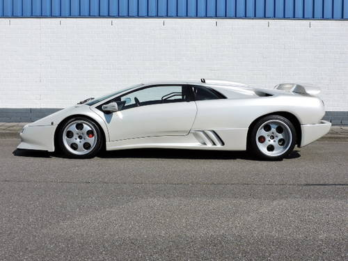 1995 Lamborghini Diablo Se 30 Jota For Sale Car And Classic