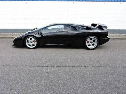 1995 Lamborghini Diablo SE 30  only 15.000 km For Sale (picture 4 of 6)
