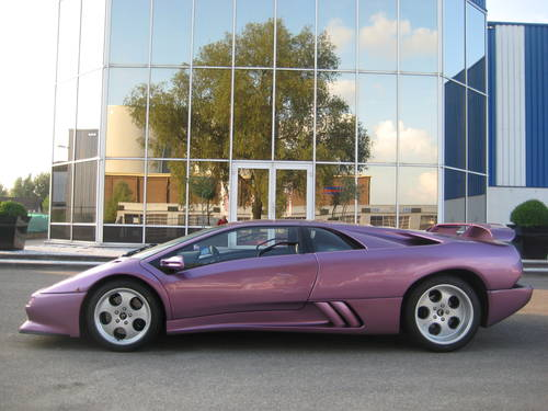 1995 Lamborghini Diablo Se 30 For Sale (picture 1 of 4)