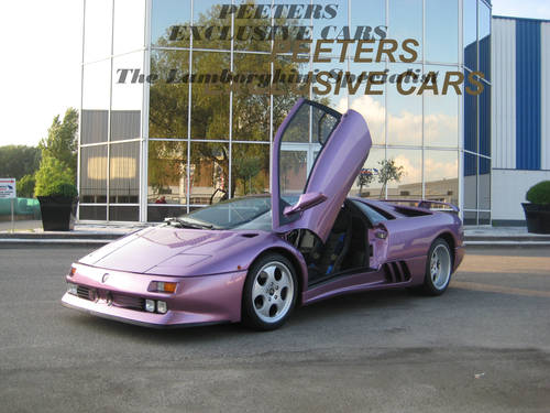 1995 Lamborghini Diablo Se 30 For Sale (picture 2 of 4)
