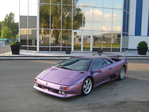 1995 Lamborghini Diablo Se 30 For Sale (picture 3 of 4)