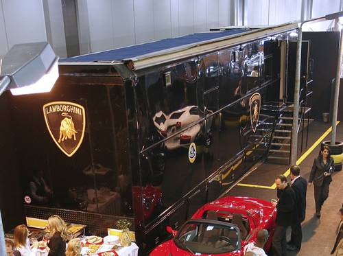 1989 Lamborghini Race Car Transporter by Bartoletti For Sale (picture 3 of 5)