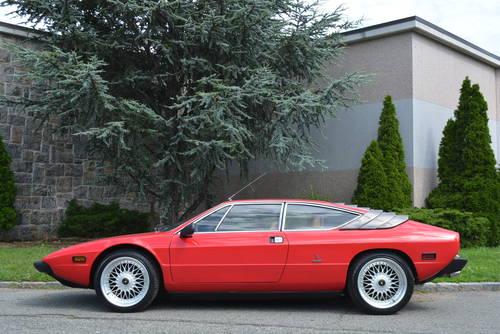1976 Lamborghini Urraco P300 For Sale (picture 1 of 5)