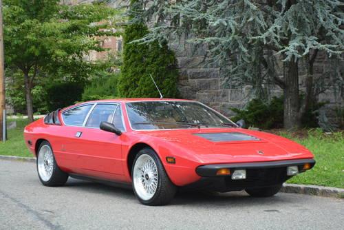 1976 Lamborghini Urraco P300 For Sale (picture 2 of 5)