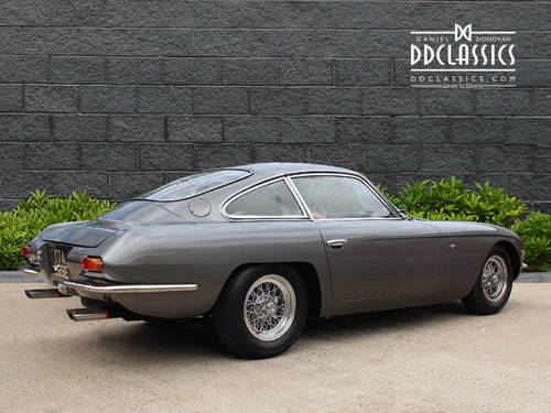 1967 Lamborghini 400 GT 2+2 LHD For Sale (picture 2 of 6)
