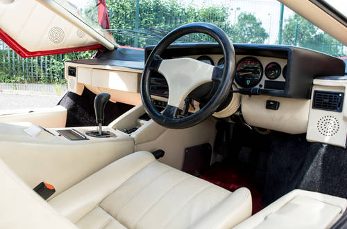 1989 G Lamborghini Countach 25th Anniversary 5.2 V12 For Sale (picture 4 of 6)