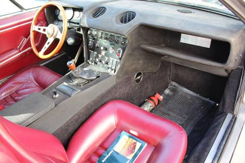 1972 Lamborghini Jarama S  For Sale (picture 4 of 5)