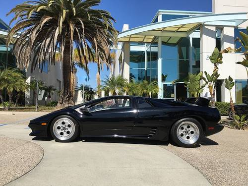 1992 Lamborghini Diablo For Sale (picture 2 of 5)