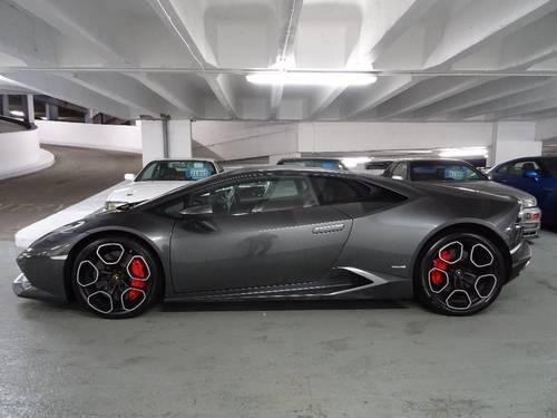 2015 Lamborghini Huracan 5.2 LP 610-4 Auto Seq 4WD 2dr For Sale (picture 2 of 6)