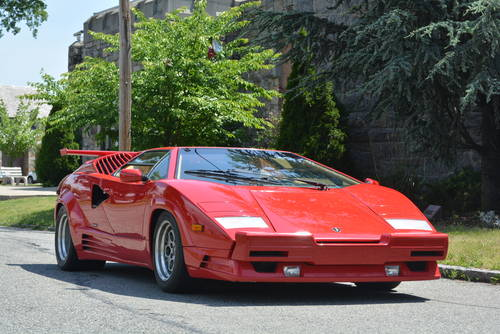 1989 Lamborghini Countach For Sale (picture 1 of 5)