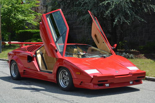 1989 Lamborghini Countach For Sale (picture 2 of 5)