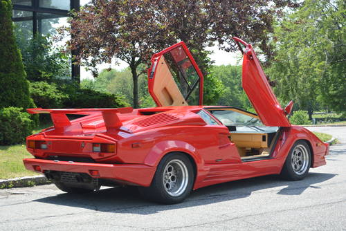 1989 Lamborghini Countach For Sale (picture 3 of 5)