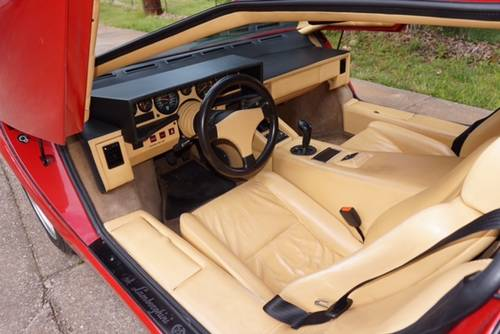 1989 Lamborghini Countach For Sale (picture 4 of 5)