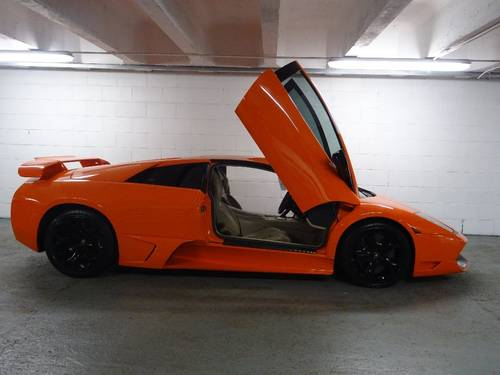 2008 Lamborghini Murcielago LP640 E GEAR COUPE RHD LOW MILES 6.5  For Sale (picture 3 of 6)