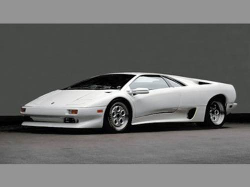 1991 Lamborghini Diablo 2wd Rare 1 Of 401 Under 1k Miles For Sale