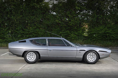 1973 UK RHD Lamborghini Series 111 Espada Restored. For Sale (picture 1 of 6)