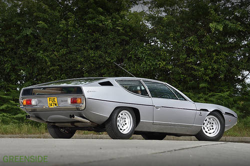 1973 UK RHD Lamborghini Series 111 Espada Restored. For Sale (picture 2 of 6)