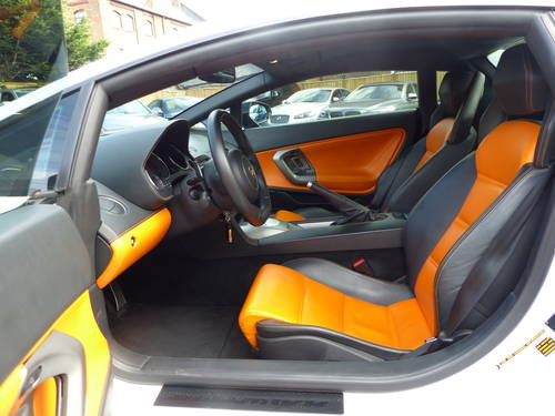 2012 LAMBORGHINI GALLARDO LP550 5.2 V10 - LHD + CARBON SPEC  For Sale (picture 5 of 6)