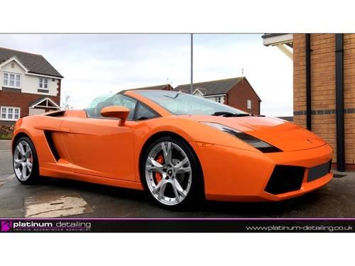 2007 Lamborghini Gallardo 5 0 V10 Coupe 2dr Petrol Manual 4wd For