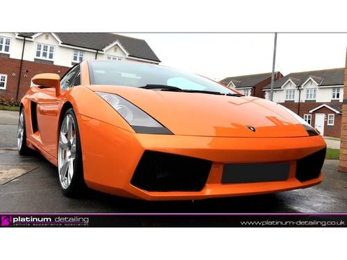2007 Lamborghini Gallardo 5.0 V10 Coupe 2dr Petrol Manual 4WD For Sale (picture 4 of 4)