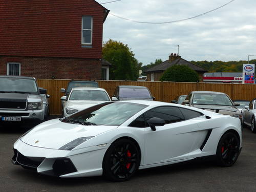 2012 LAMBORGHINI GALLARDO LP550 5.2 V10 - LHD + CARBON SPEC  For Sale (picture 1 of 6)