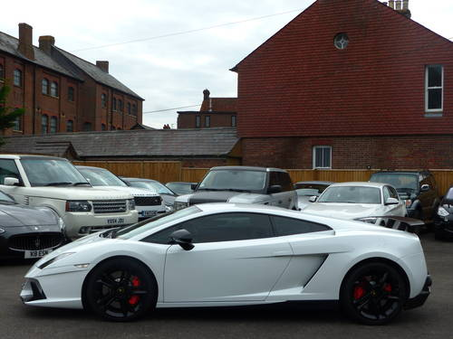 2012 LAMBORGHINI GALLARDO LP550 5.2 V10 - LHD + CARBON SPEC  For Sale (picture 2 of 6)
