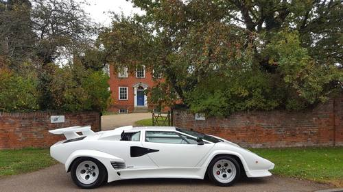2014 Lamborghini Countach Replica By Mirage For Sale Car And Classic