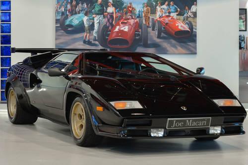 1987 Lamborghini Countach 5000qv For Sale Car And Classic