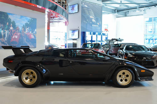 1987 Lamborghini Countach 5000QV For Sale (picture 3 of 6)